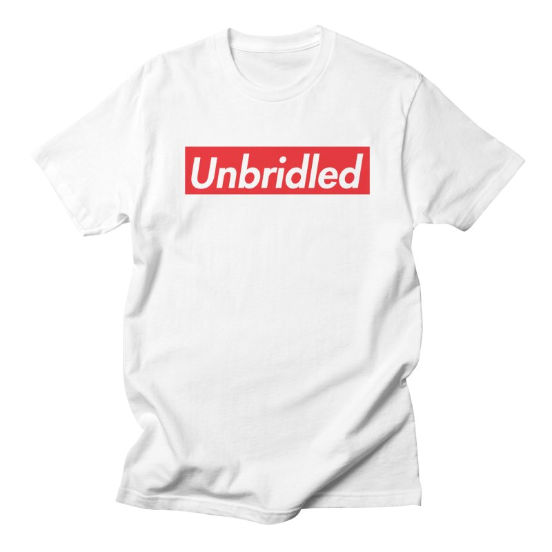 Supremely Unbridled Men's T-Shirt by nshanemartin's Artist Shop