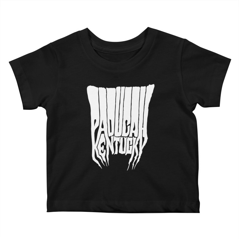 Paducah Wizard Kids Baby T-Shirt by nshanemartin's Artist Shop
