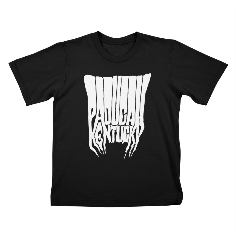 Paducah Wizard Kids T-Shirt by nshanemartin's Artist Shop