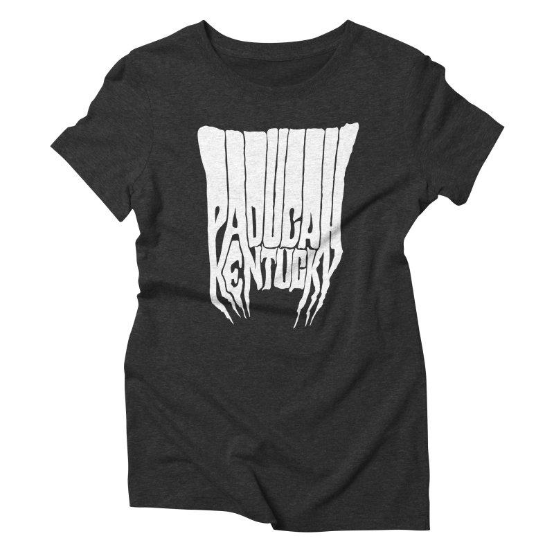 Paducah Wizard Women's Triblend T-Shirt by nshanemartin's Artist Shop