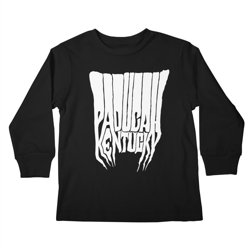 Paducah Wizard Kids Longsleeve T-Shirt by nshanemartin's Artist Shop