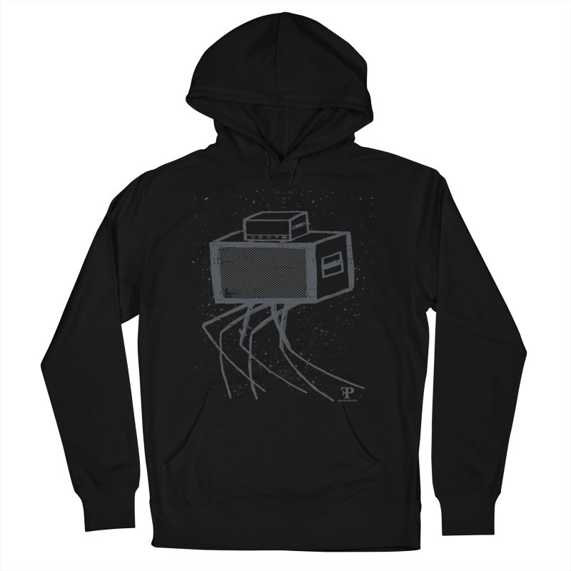 Amp Creature Men's Pullover Hoody by nshanemartin's Artist Shop