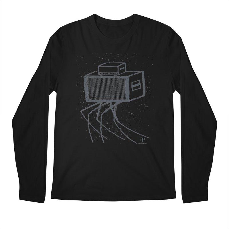 Amp Creature Men's Longsleeve T-Shirt by nshanemartin's Artist Shop