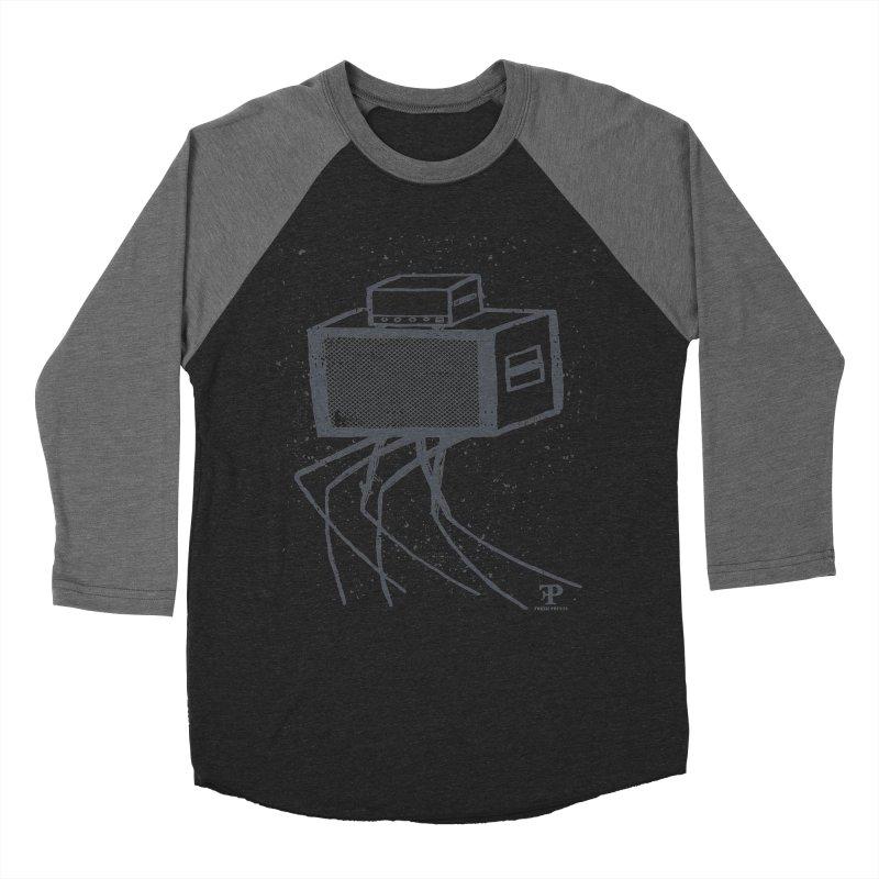 Amp Creature Men's Baseball Triblend Longsleeve T-Shirt by nshanemartin's Artist Shop