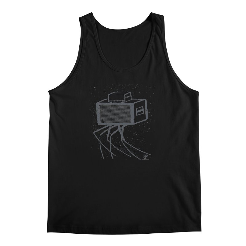 Amp Creature Men's Tank by nshanemartin's Artist Shop
