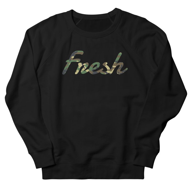 Fresh Women's Sweatshirt by nshanemartin's Artist Shop