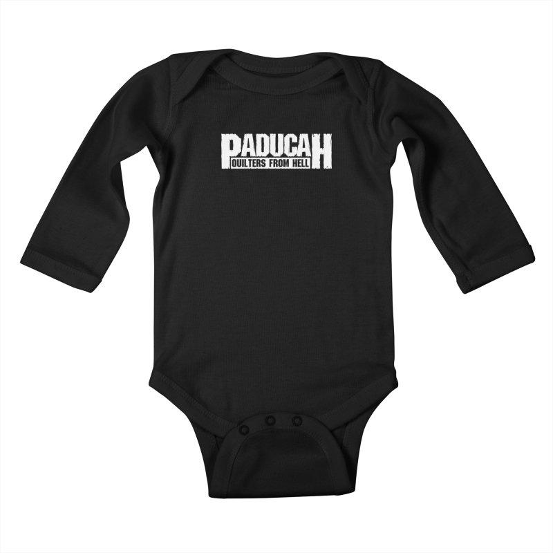 Paducah 4 Kids Baby Longsleeve Bodysuit by nshanemartin's Artist Shop