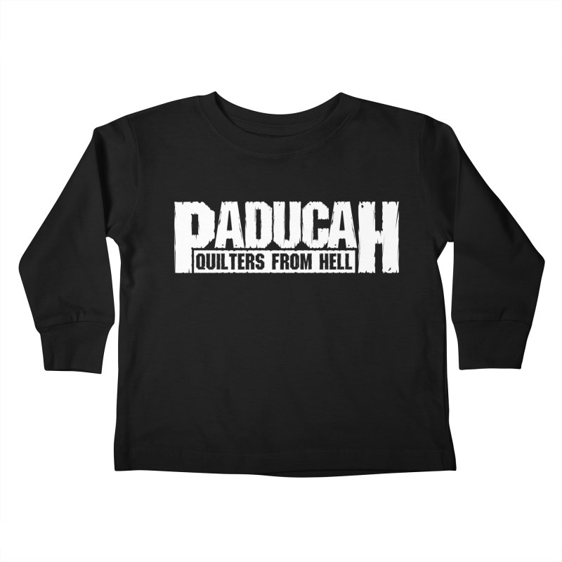 Paducah 4 Kids Toddler Longsleeve T-Shirt by nshanemartin's Artist Shop