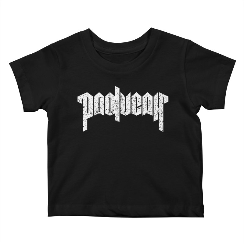 Paducah 3 Kids Baby T-Shirt by nshanemartin's Artist Shop