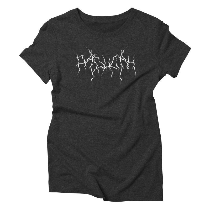 Paducah 2 Women's Triblend T-shirt by nshanemartin's Artist Shop