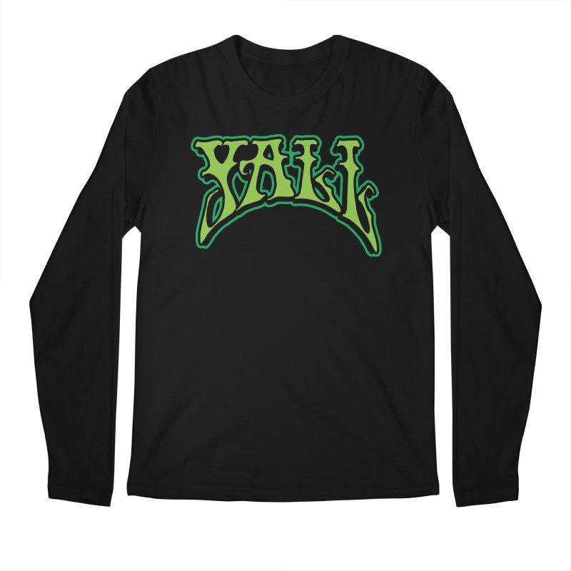 YALL Men's Longsleeve T-Shirt by nshanemartin's Artist Shop