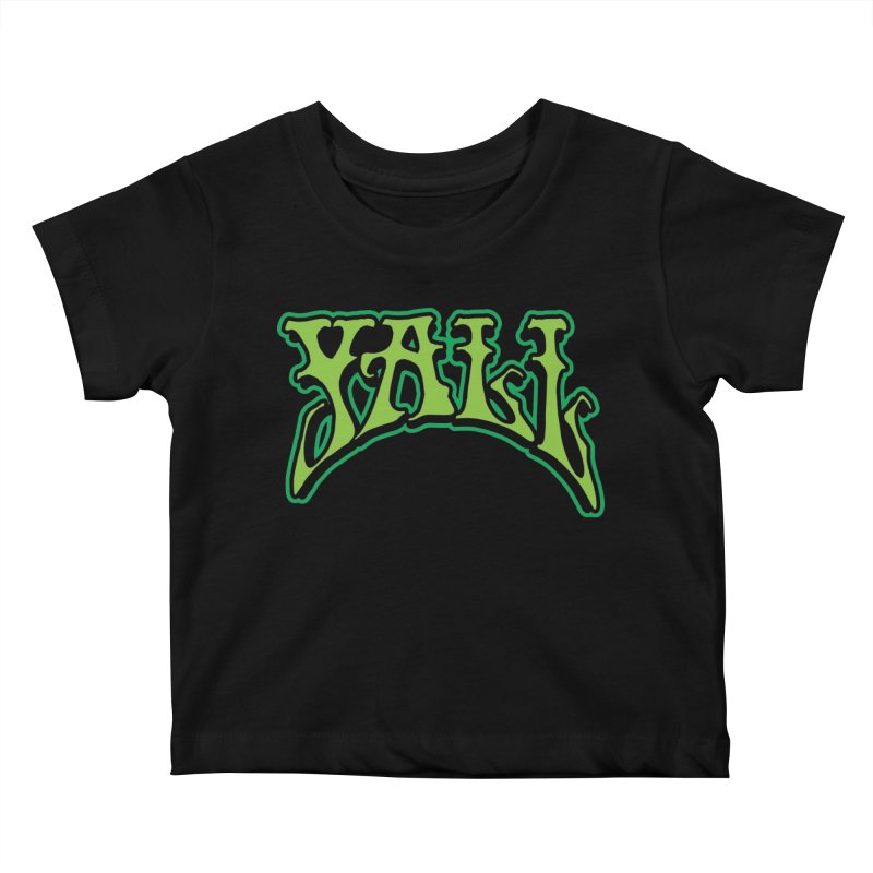 YALL Kids Baby T-Shirt by nshanemartin's Artist Shop