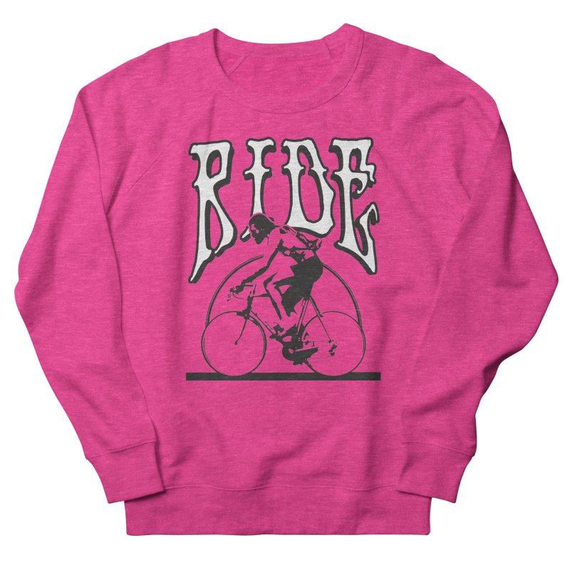 RIDE Women's Sweatshirt by nshanemartin's Artist Shop