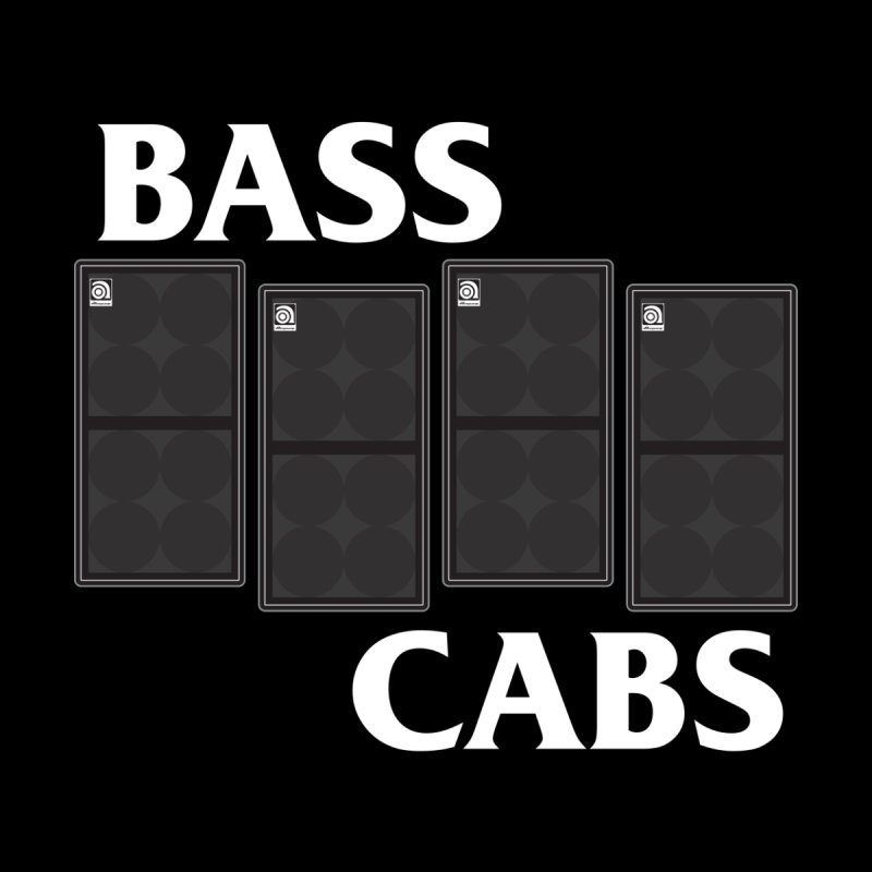 BASS CABS by nshanemartin's Artist Shop