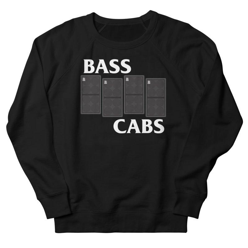 BASS CABS Men's Sweatshirt by nshanemartin's Artist Shop