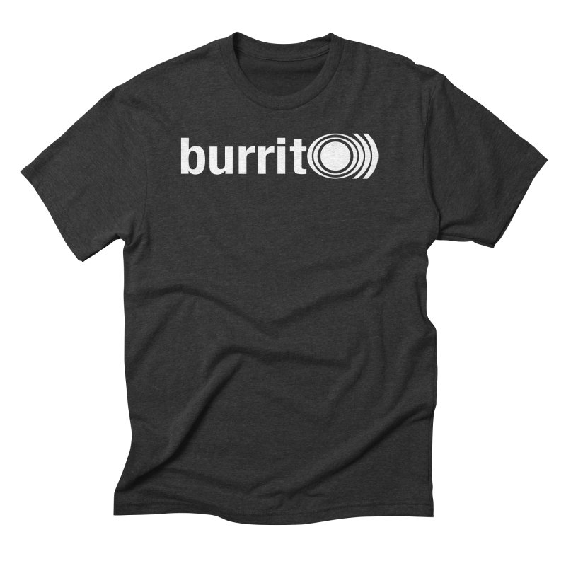 burrito)) Men's Triblend T-Shirt by nshanemartin's Artist Shop
