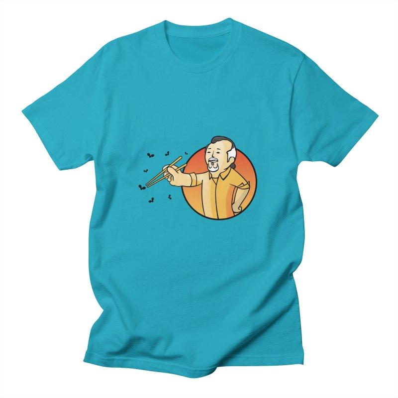 Bonsai boy Men's T-shirt by ntesign's Artist Shop
