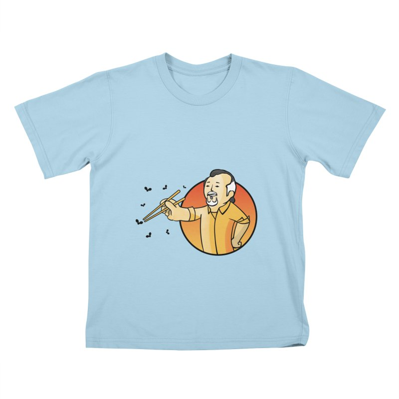 Bonsai boy Kids T-shirt by ntesign's Artist Shop