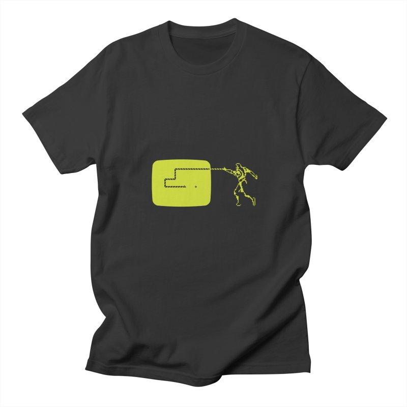 Sneak Men's T-shirt by ntesign's Artist Shop