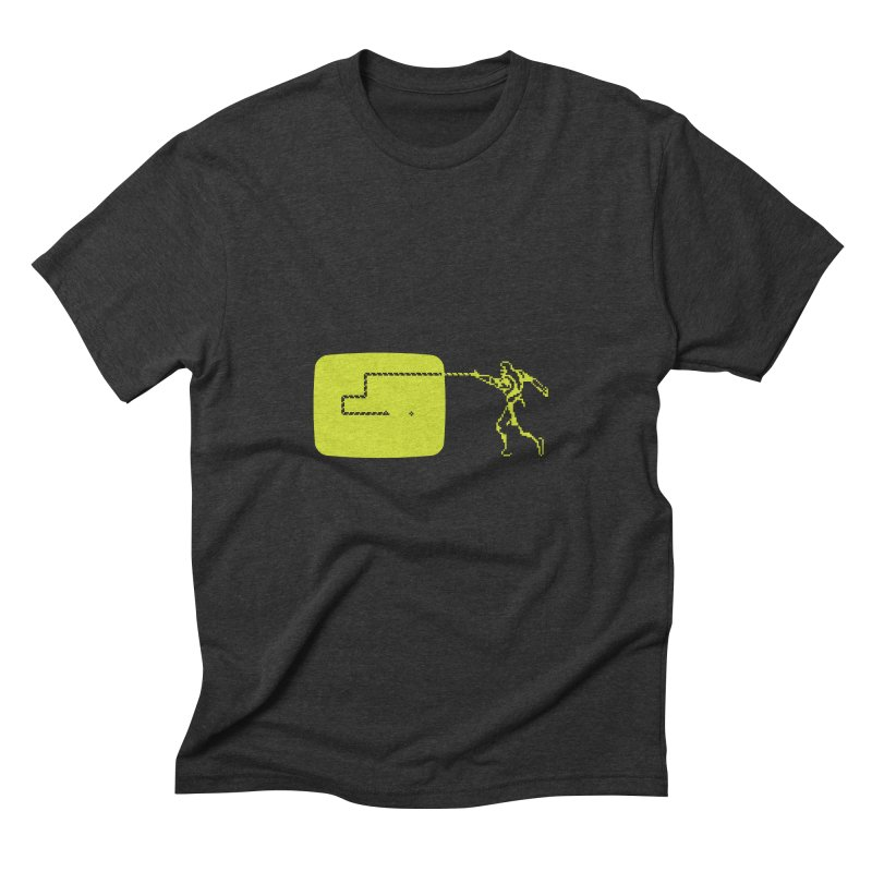 Sneak Men's Triblend T-Shirt by ntesign's Artist Shop