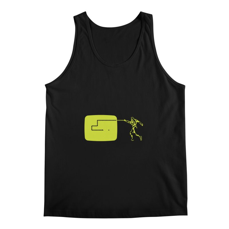Sneak Men's Tank by ntesign's Artist Shop