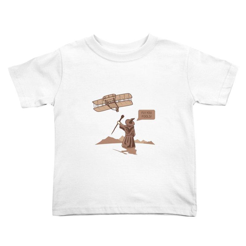 Magic motivation Kids Toddler T-Shirt by ntesign's Artist Shop