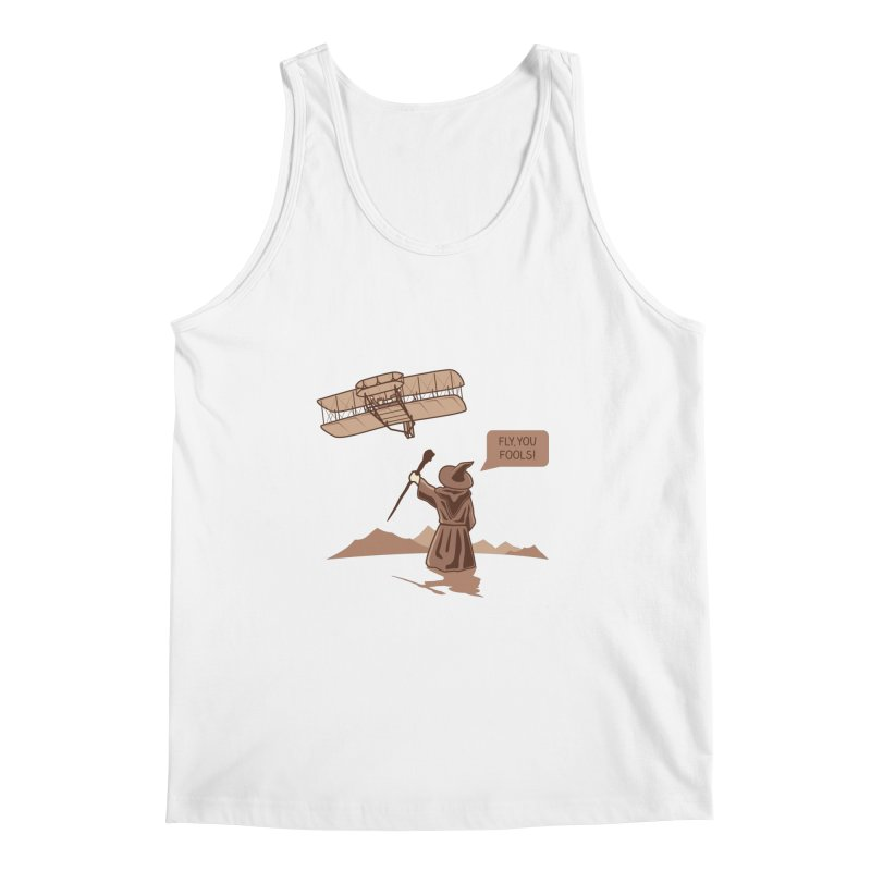 Magic motivation Men's Tank by ntesign's Artist Shop
