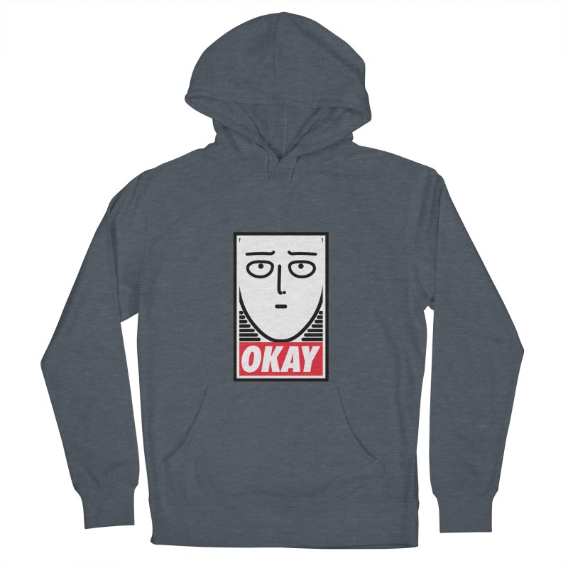OK. Women's Pullover Hoody by ntesign's Artist Shop