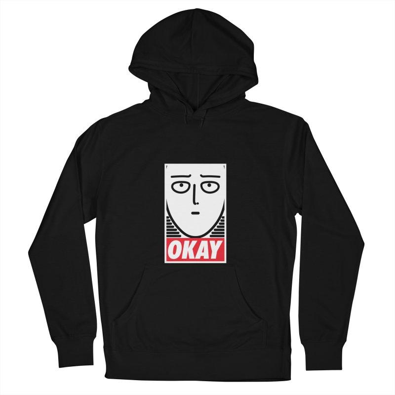 OK. Men's Pullover Hoody by ntesign's Artist Shop