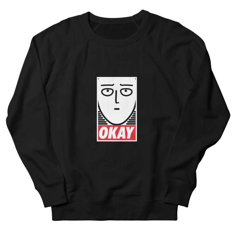 OK. Women's Sweatshirt by ntesign's Artist Shop