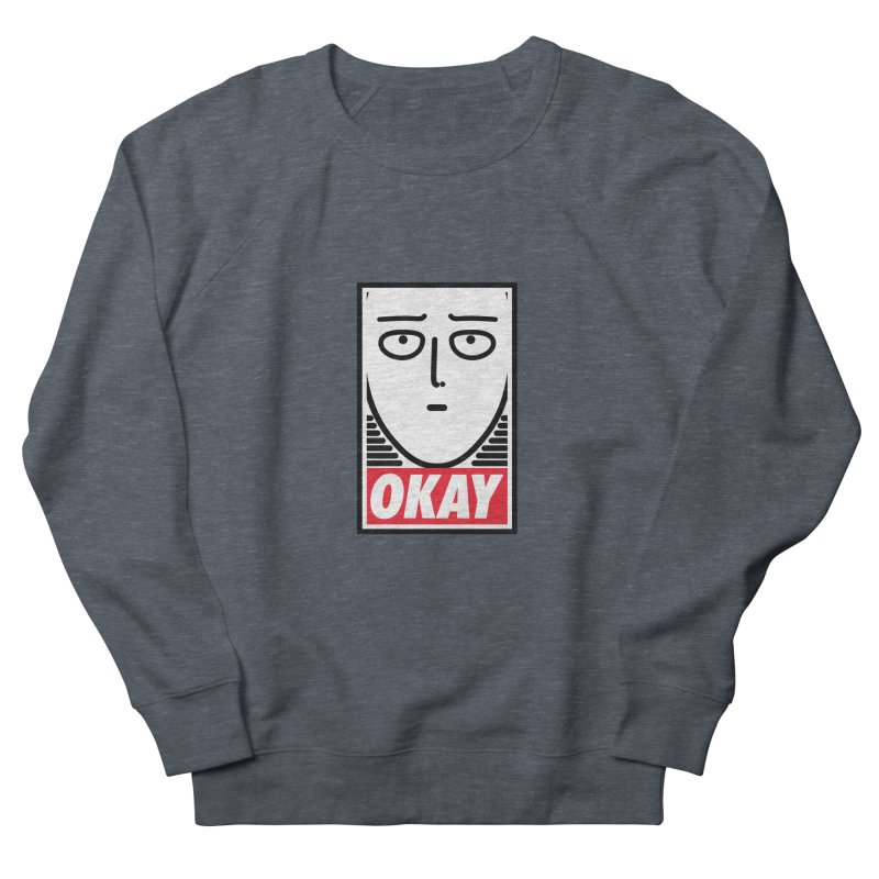 OK. Men's Sweatshirt by ntesign's Artist Shop