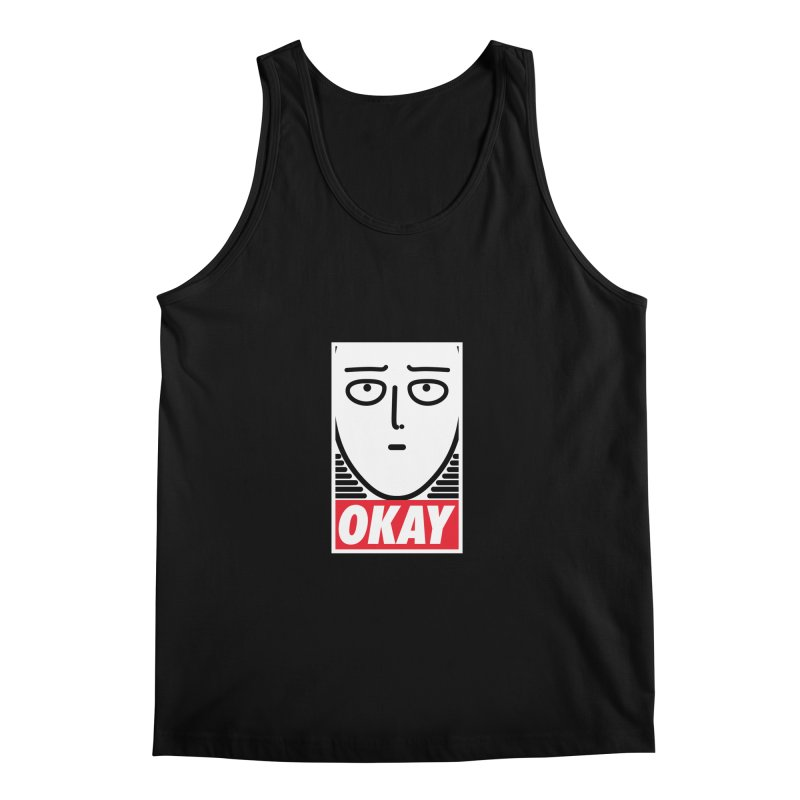 OK. Men's Tank by ntesign's Artist Shop