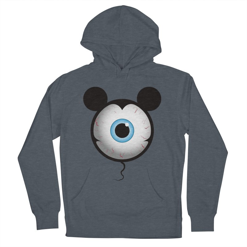 Cyclops Mouse Women's Pullover Hoody by Numb Skull