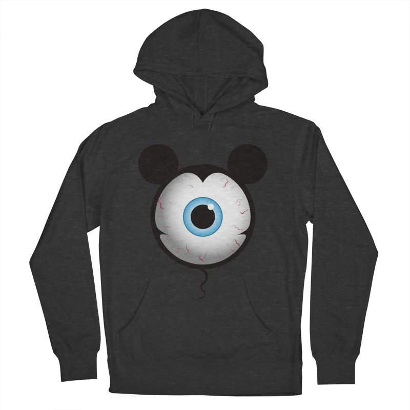 Cyclops Mouse Men's Pullover Hoody by Numb Skull