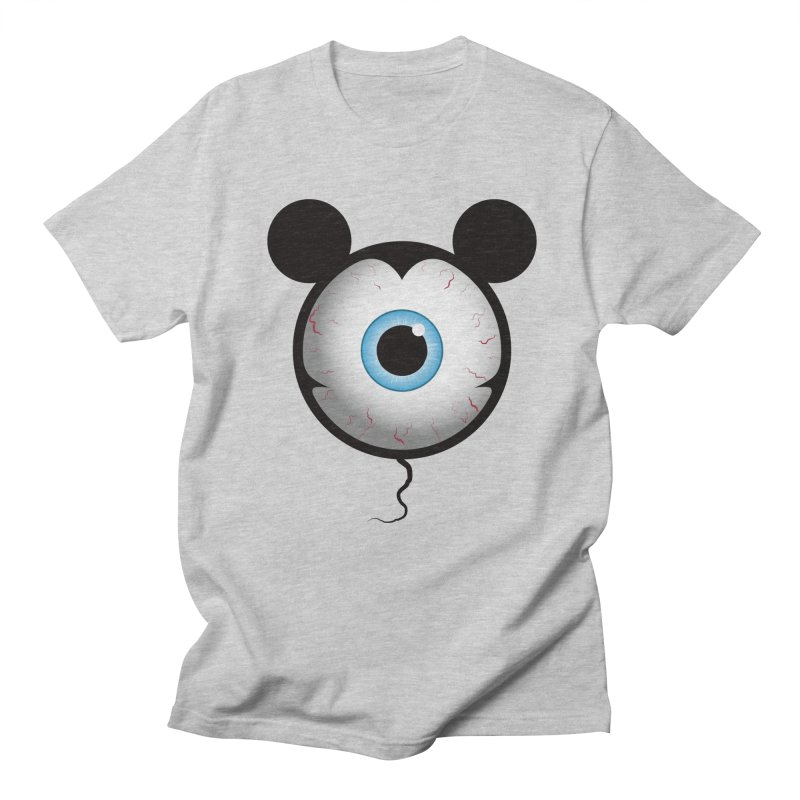 Cyclops Mouse Women's Unisex T-Shirt by Numb Skull
