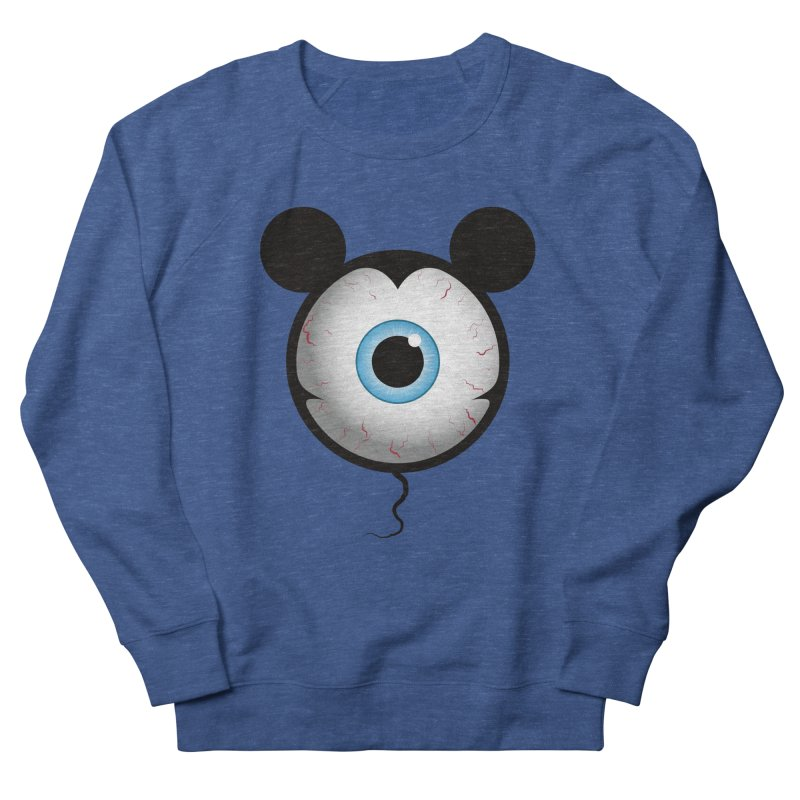 Cyclops Mouse Women's Sweatshirt by Numb Skull