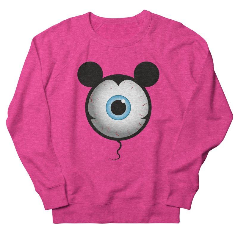 Cyclops Mouse Men's Sweatshirt by Numb Skull