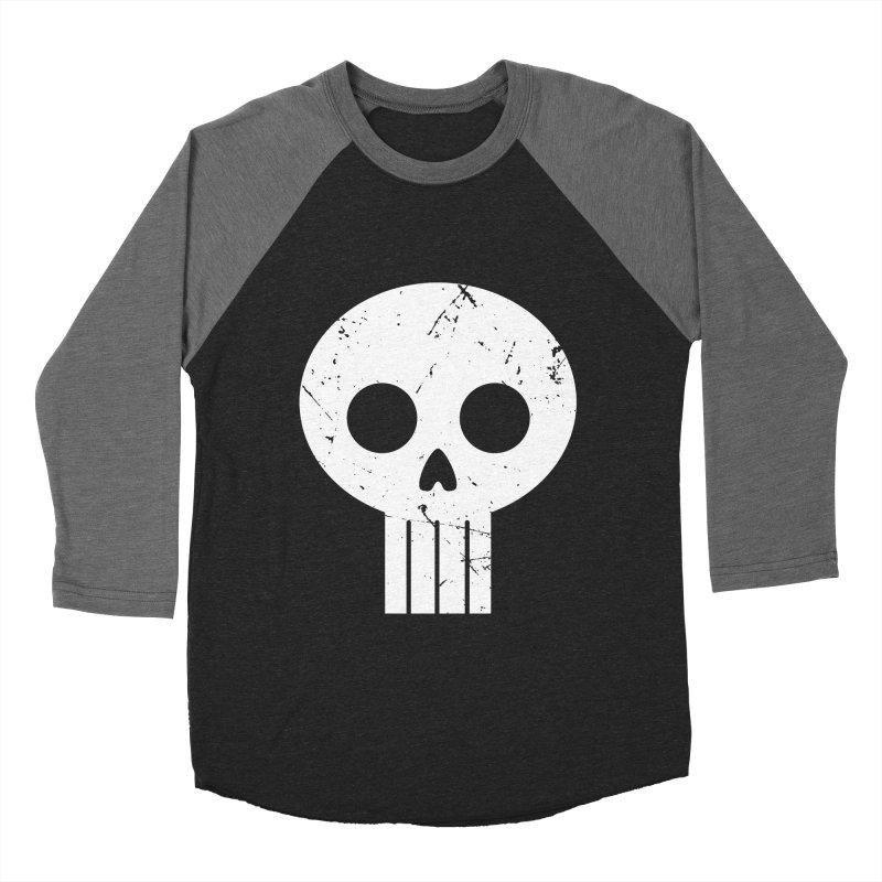 Numbskull Women's Baseball Triblend T-Shirt by Numb Skull