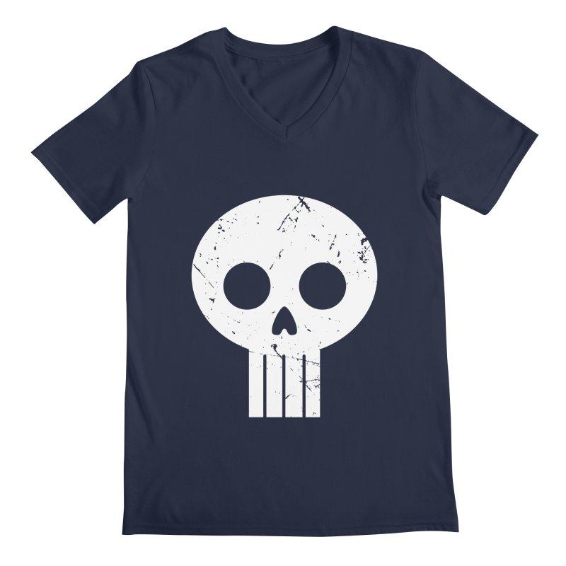 Numbskull Men's V-Neck by Numb Skull