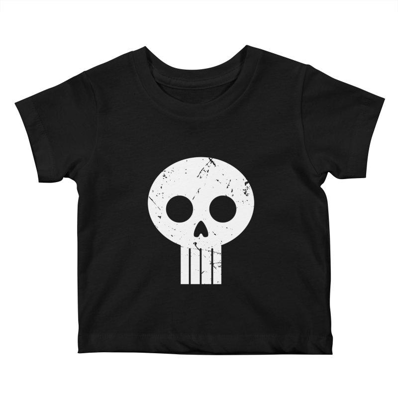 Numbskull Kids Baby T-Shirt by Numb Skull