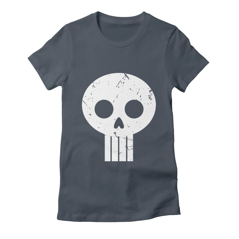 Numbskull Women's Fitted T-Shirt by Numb Skull