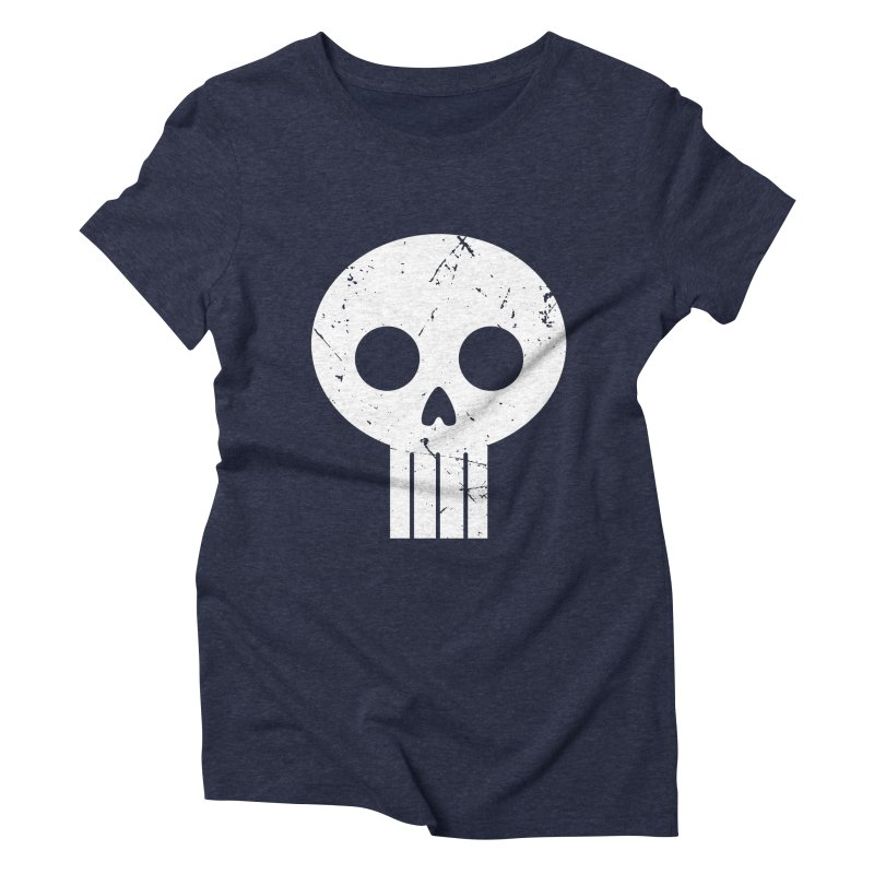 Numbskull Women's Triblend T-shirt by Numb Skull