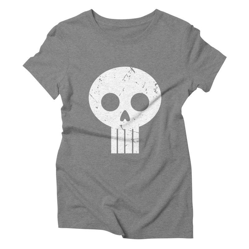 Numbskull Women's Triblend T-shirt by Numb Skull