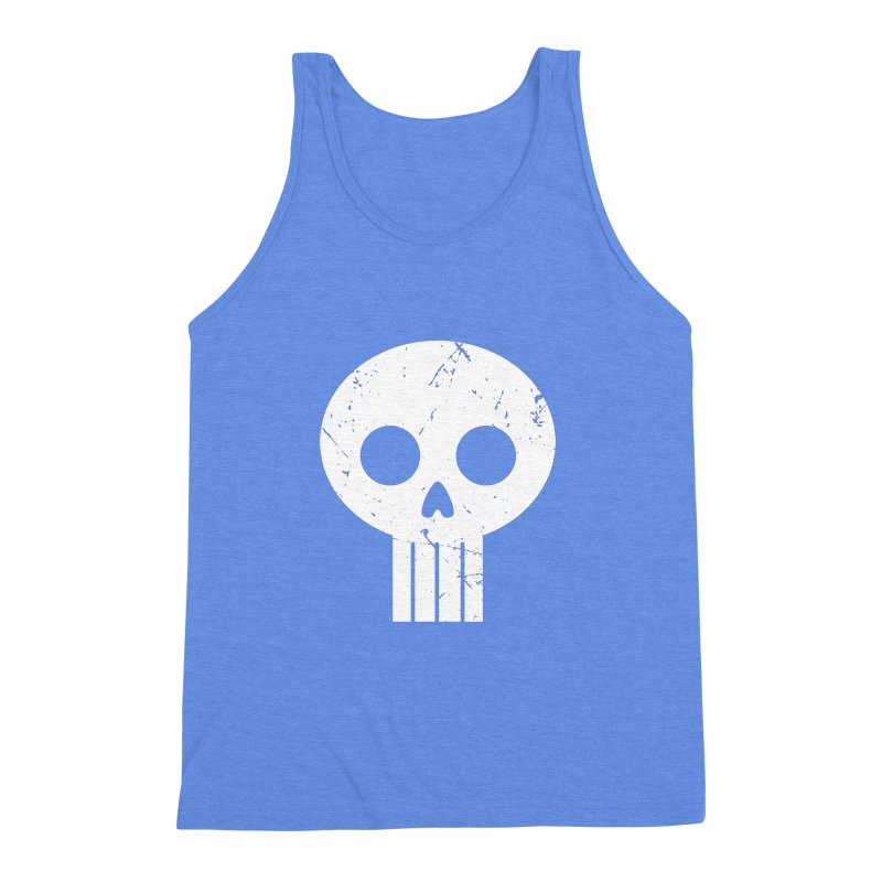 Numbskull Men's Triblend Tank by Numb Skull