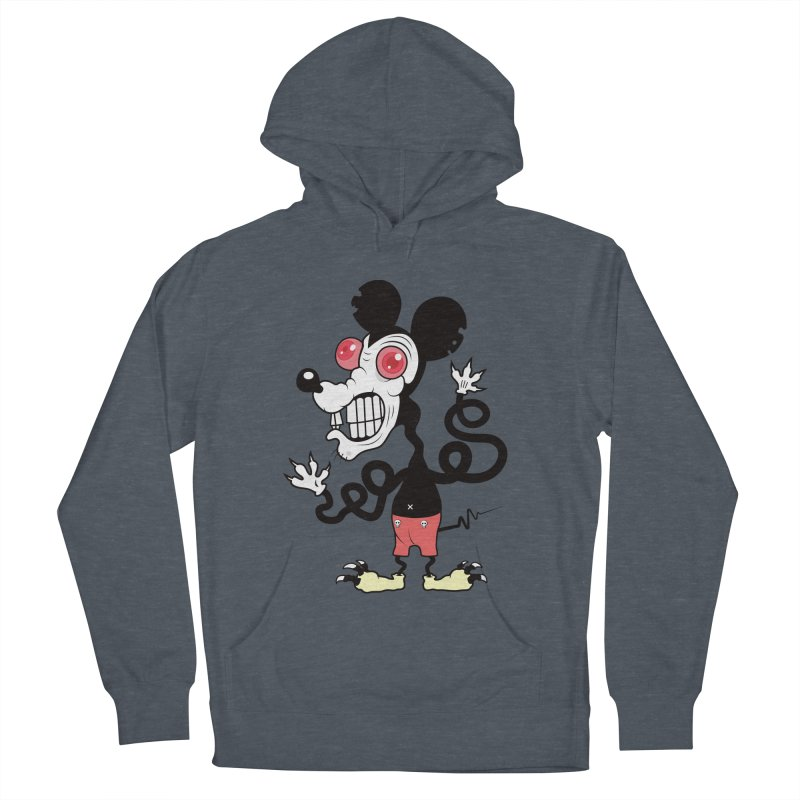 That Dirty Rat Women's Pullover Hoody by Numb Skull