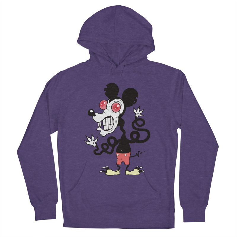That Dirty Rat Men's Pullover Hoody by Numb Skull