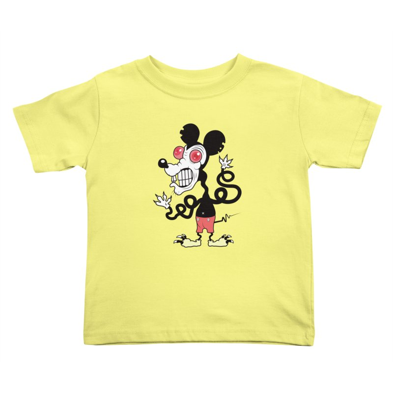 That Dirty Rat Kids Toddler T-Shirt by Numb Skull