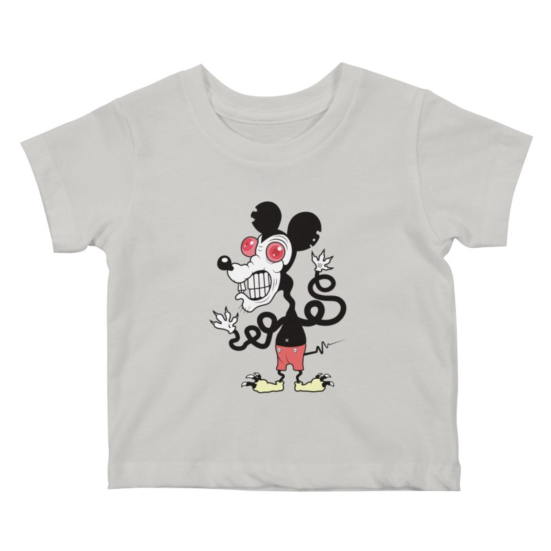 That Dirty Rat Kids Baby T-Shirt by Numb Skull