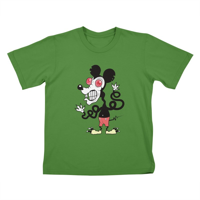 That Dirty Rat Kids T-shirt by Numb Skull