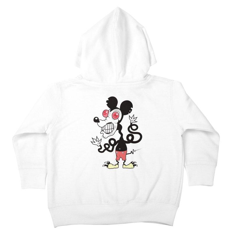 That Dirty Rat Kids Toddler Zip-Up Hoody by Numb Skull